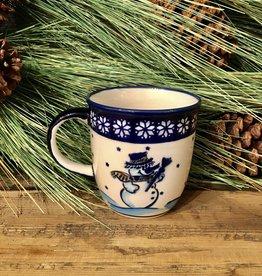 Mug - Snowmen (466A)