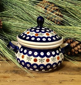 Soup Bowl Tureen - Old Poland - .75L (25 oz)