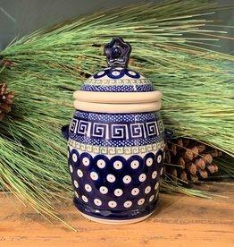 Honey Pot (Pojemnik Z Pokrywą - (D923)