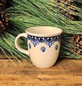 Mug - Blue Garden (D1248)