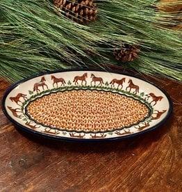 Platter - Horses