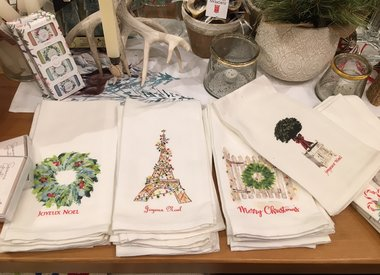 Towels & Napkins - Christmas & Holiday