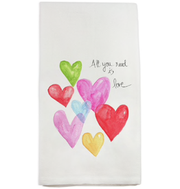 Towel - All you need is love!
