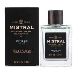 Salted Gin Cologne - Mistral Men's Collection 100ml