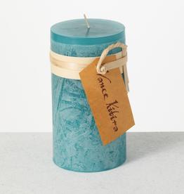 Timber Candle - 3.25 x 6 -Sea Glass - Vance Kitira