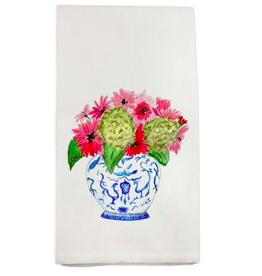 Towel - Ginger Jar Bouquet