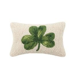 """Shamrock Hook Pillow - 8"""" x 12"""""""
