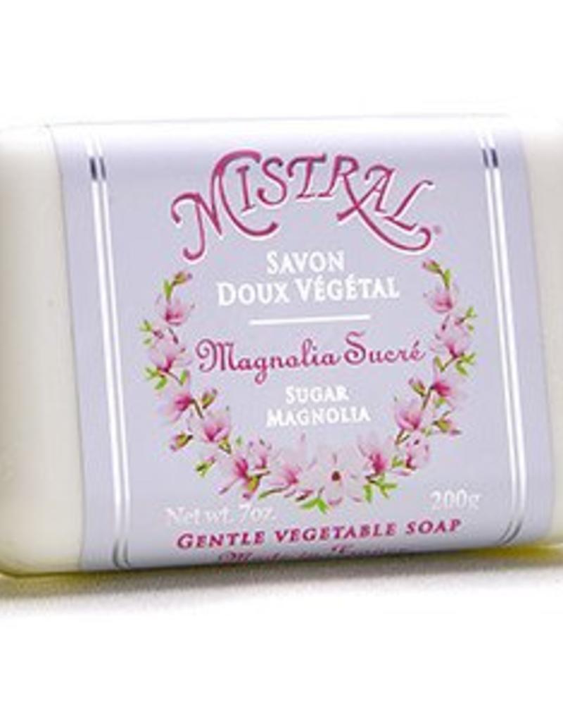 Mistral Classic French Soap Collection - 7 oz Sugar Magnolia