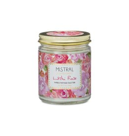 Papiers Fantaisie Candle - Lychee Rose