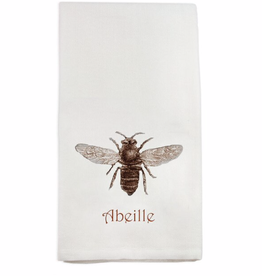 Towel - A Bee Abeille