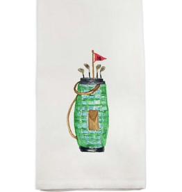 Towel - A Golf Bag