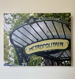 "SStraub Metropolitan - European Splendor Original Photo - 14"" x 11"""
