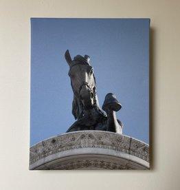"""SStraub Rome Altare Della Patria - European Splendor Original Photo - 14"""" x 11"""""""