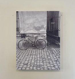 "SStraub European Bicycle - European Splendor Original Photo - 24""x18"""