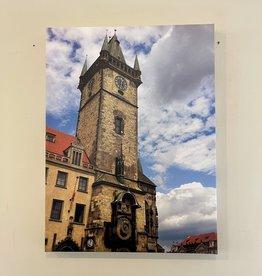 "SStraub Astronomical Clock - European Splendor Original Photo - 24""x18"""