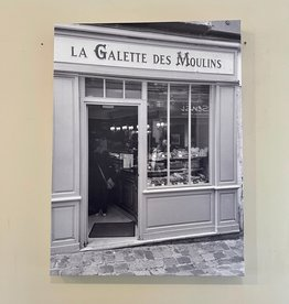 "SStraub La Galette des Moulins - European Splendor Original Photo - 24""x18"""