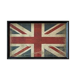 Spicher & Company British Flag - Framed Picture