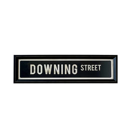 Downing Street - Framed Picture