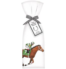 Derby Horse Towel Set