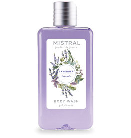 Mistral  Body Wash Lavender 10 oz - Classic Collection