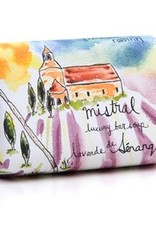 Senanque Lavender Soap 7 oz - Mistral Provence Roadtrip Collection