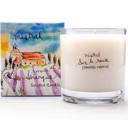 Provence Roadtrip Candle - Senanque Lavender