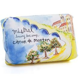 Provence Roadtrip Soap - Menton Citrus