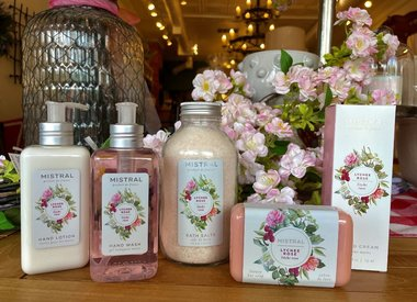 Mistral Lychee Rose Collection