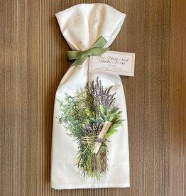 Herbs De Provence Towel Set