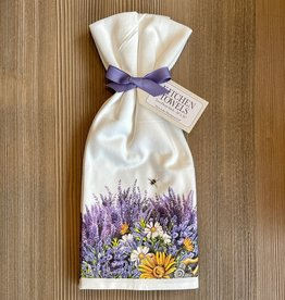 Lavender Pocket Towel Set