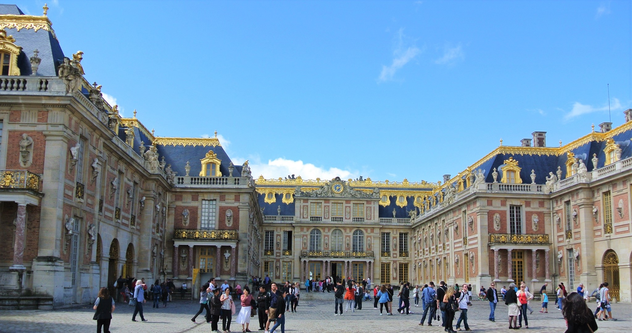 Beautiful Versailles! A Perfect Day Trip From Paris!