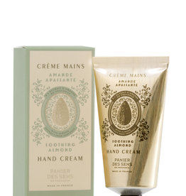 "Panier Des Sens ""Soothing Almond"" Hand Cream - 2.6 oz.  Panier Des Sens!"
