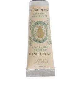 Panier Des Sens Soothing Almond Mini Hand Cream - 1 oz.  Panier Des Sens!