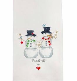 Towel - A Snowmen Melt My Heart