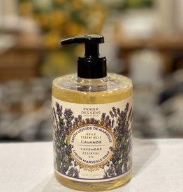 """Panier Des Sens Liquid Marseille Soap: """"Relaxing Lavender"""" - 16.9 oz.  Panier Des Sens!"""