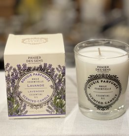Panier Des Sens SCENTED CANDLE  Relaxing Lavender - 6 oz.  Panier Des Sens!