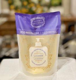Panier Des Sens Liquid Marseille Soap Eco-REFILL: Relaxing Lavender - 16.9 oz.  Panier Des Sens!