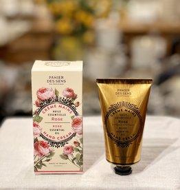 "Panier Des Sens ""Rejuvenating Rose"" Hand Cream - 2.6 oz.  Panier Des Sens!"