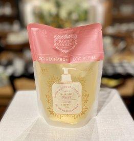 "Panier Des Sens Liquid Marseille Soap Eco-REFILL: ""Rejuvenating Rose"" - 16.9 oz.  Panier Des Sens!"