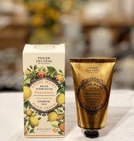 """Panier Des Sens """"Essential Oils From Provence"""" Hand Cream - 2.6 oz.  Panier Des Sens!"""
