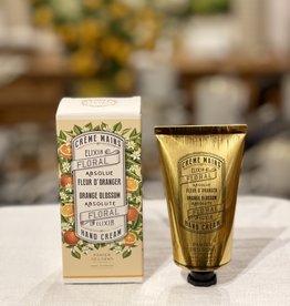 """Panier Des Sens """"Absolute Orange Blossom"""" Hand Cream - 2.6 oz.  Panier Des Sens!"""