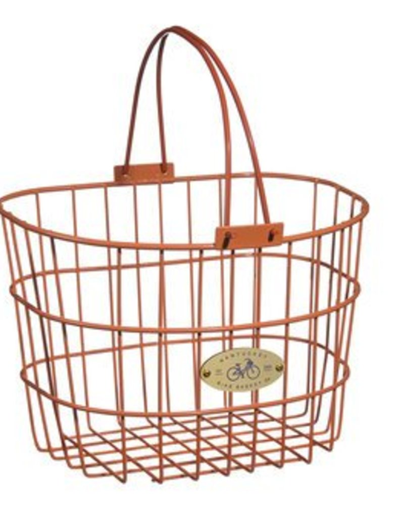 Bike Basket - Surfside Adult Wire  - Orange