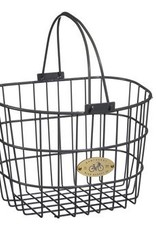 Surfside Adult Wire  Basket - Charcoal Gray