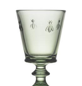 La-Rochere La Rochere Bee Wine Glass Provence Green - Set of 6