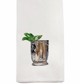 Towel - Mint Julep Cup
