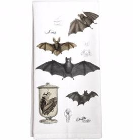 Bat Collage - Single Towel