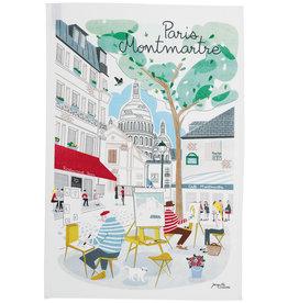 PARIS MONTMARTRE TOWEL