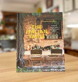 The Italian Table - By Elizabeth Minchilli