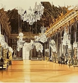 """Hall of Mirrors Greeting Card - 8.25"""" x 4"""