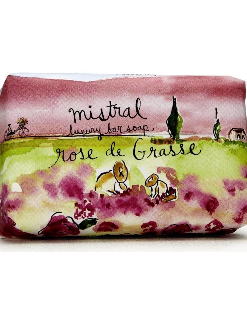 Rose De Grasse - Mistral Provence Road Trip Collection  Soap 7 oz